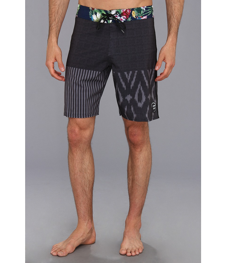 Billabong - Transplant Boardshort (Black) Men's Swimwear