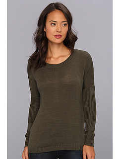 SALE! $54.99 - Save $80 on BB Dakota Adara Sweater (Olive) Apparel - 59.27% OFF $135.00