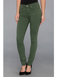 SALE! $49.99 - Save $70 on BB Dakota Khloe Skinny in Olive (Olive) Apparel - 58.34% OFF $120.00