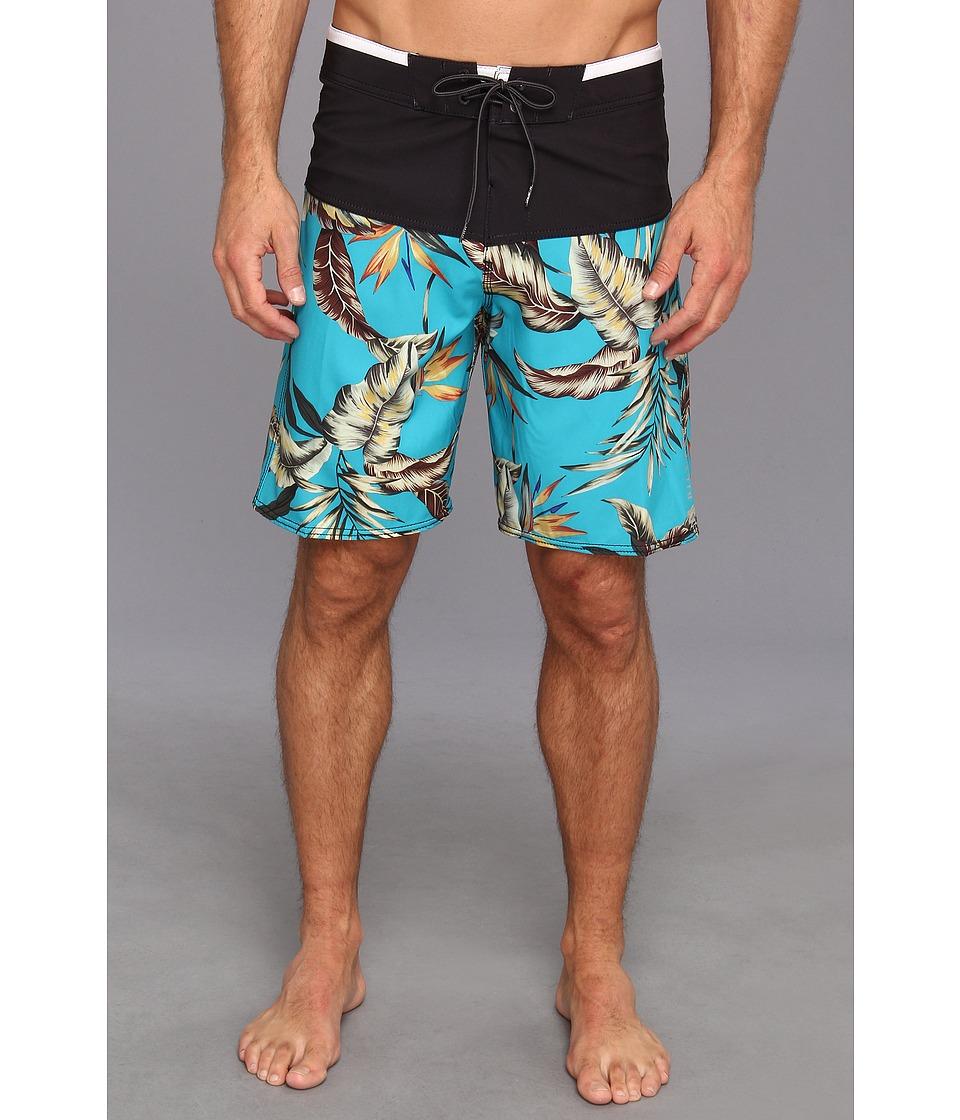 Billabong - Flip Heather Boardshort (Marine) Men's Swimwear