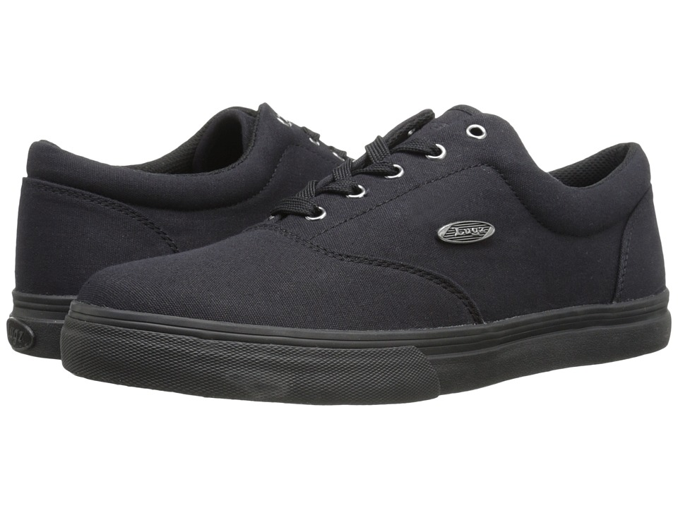Lugz Vet (Black Canvas) Men