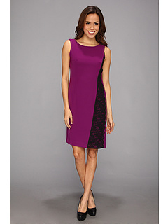 SALE! $42.99 - Save $86 on Anne Klein Asymmetric Lace Sheath (Paradise) Apparel - 66.67% OFF $129.00