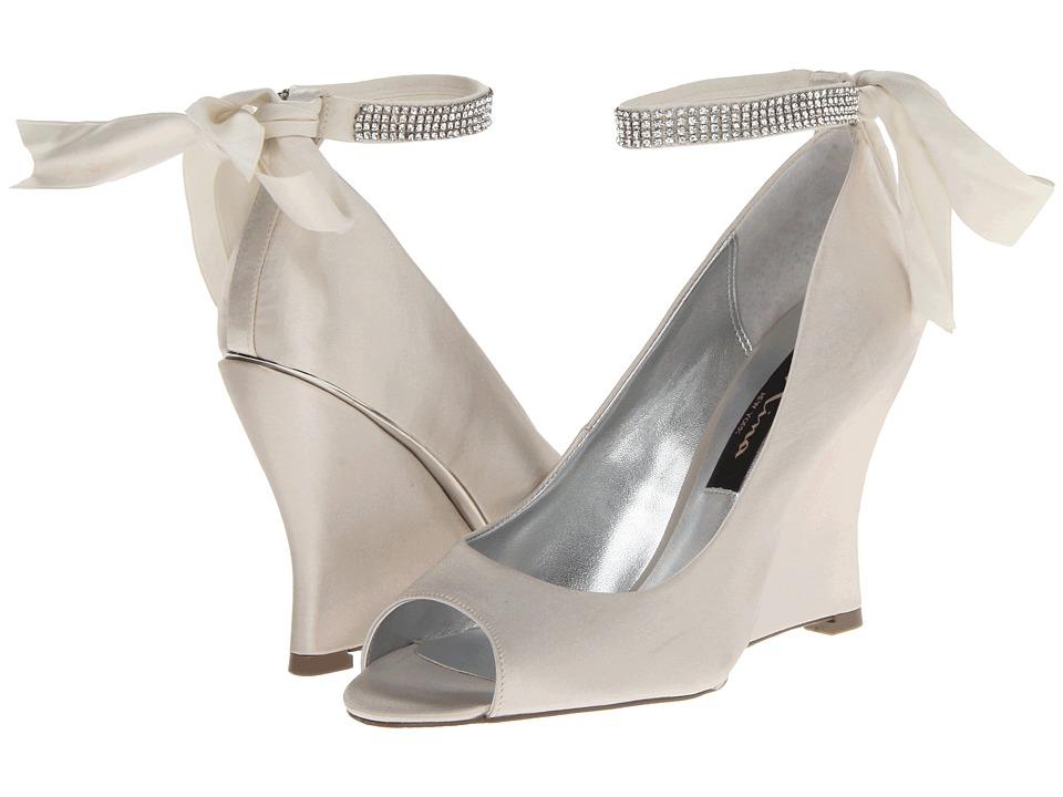 Nina - Emma (Ivory) Women's Wedge Shoes
