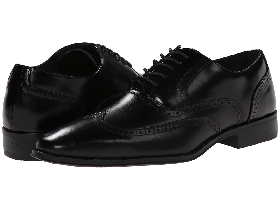 Stacy Adams - Wardell (Black) Men's Shoes