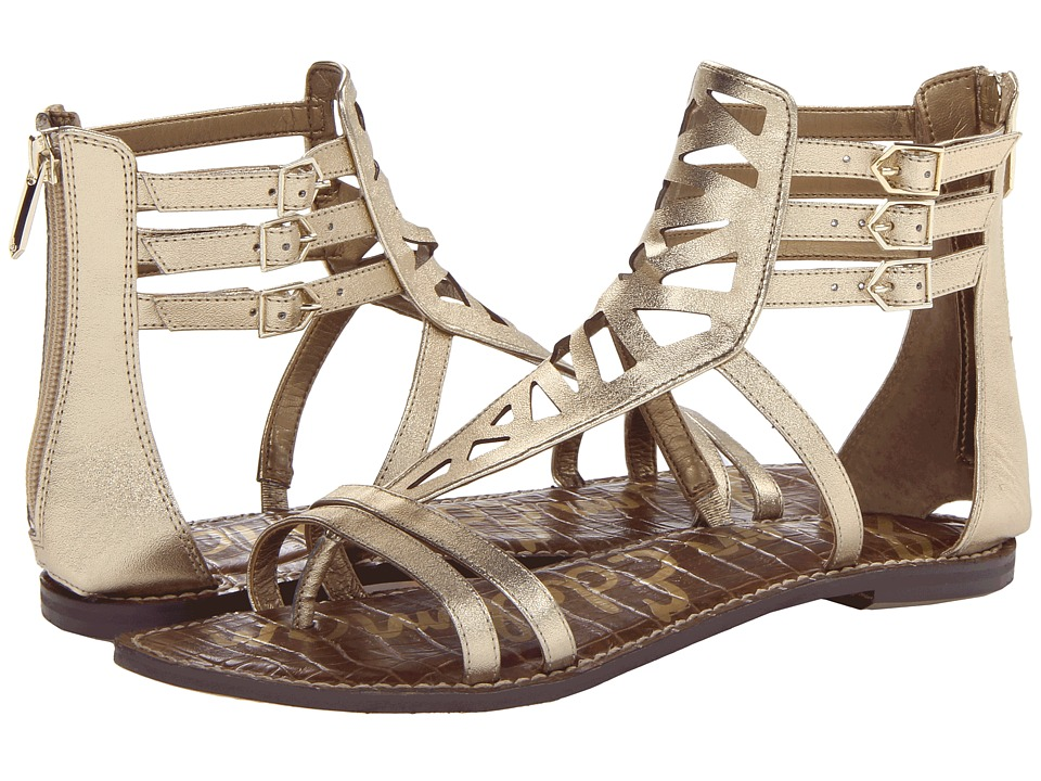 Sam Edelman - Georgia (Gold) Women's Shoes