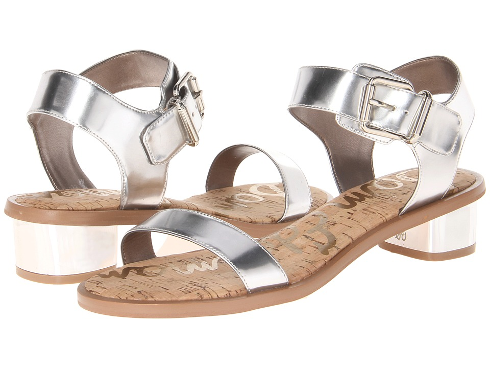 Sam Edelman - Trina (Silver) Women's Sandals