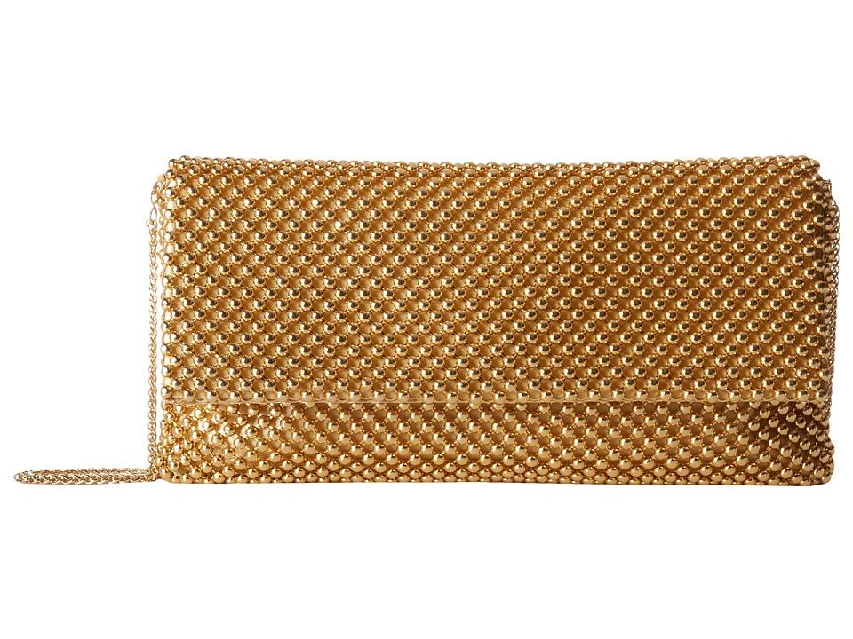 Nina - Keiko (Gold) Convertible Handbags