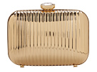 Nina Flint (Gold) Clutch Handbags