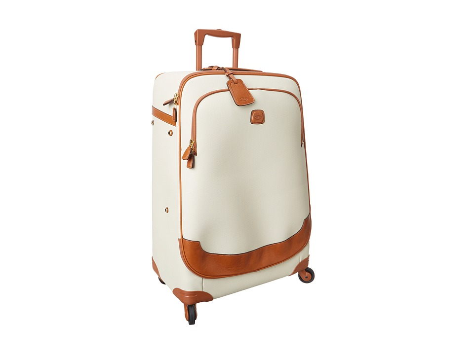 Bric's Milano - Firenze - 30 Light Spinner (Cream) Luggage