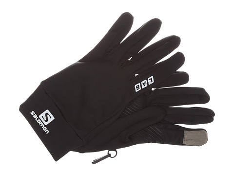 Salomon - S-Lab Warm Gloves (Black) Cycling Gloves