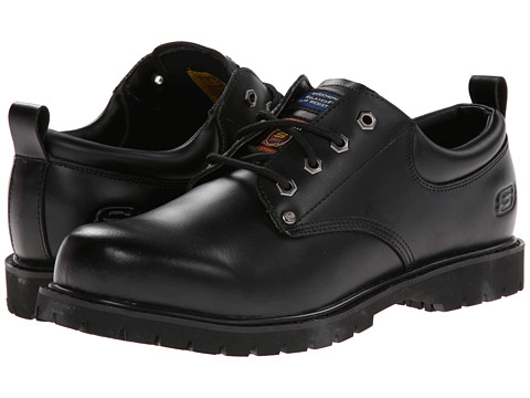 SKECHERS Work - Work Alley (Black) Men
