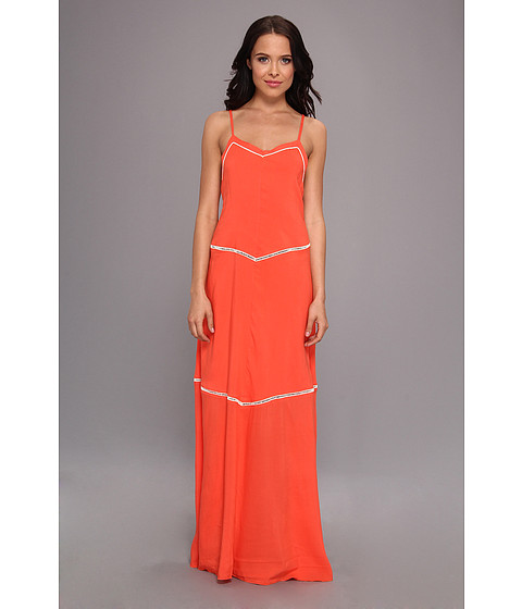 O'Neill - Birdie Dress (Coral) Women's Dress