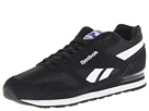 Reebok Royal Mission (Black/White/Reebok Royal) Men's Shoes
