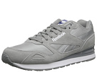 Reebok Royal Mission (Flat Grey/White/Reebok Royal) Men's Shoes