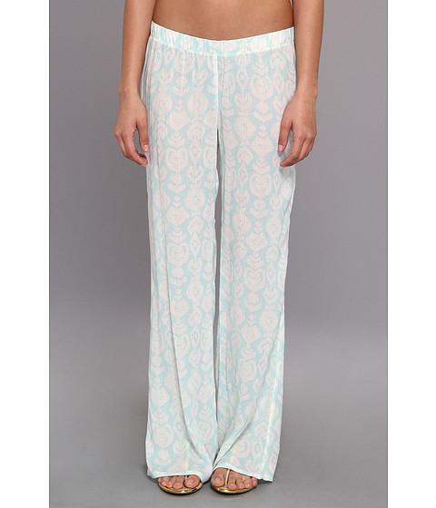 O'Neill - Jaden Gauze Woven Pant (Aqua) Women's Casual Pants
