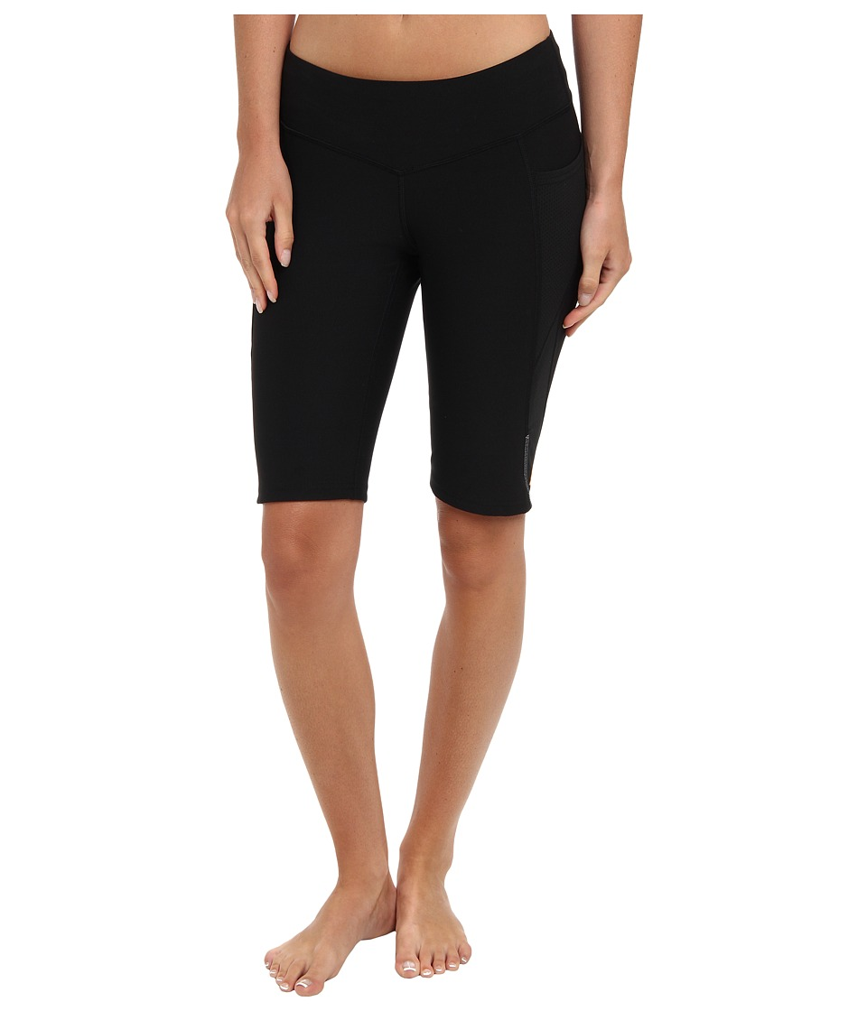 Lucy - Endurance Long Run Short (Lucy Black 2) Women's Shorts