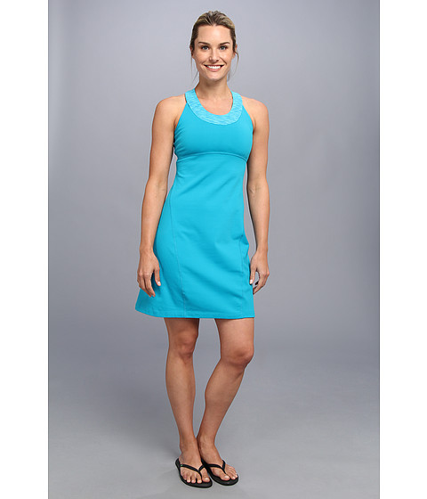 Lucy - City Adventure Dress (Arabian Sea) Women's Dress