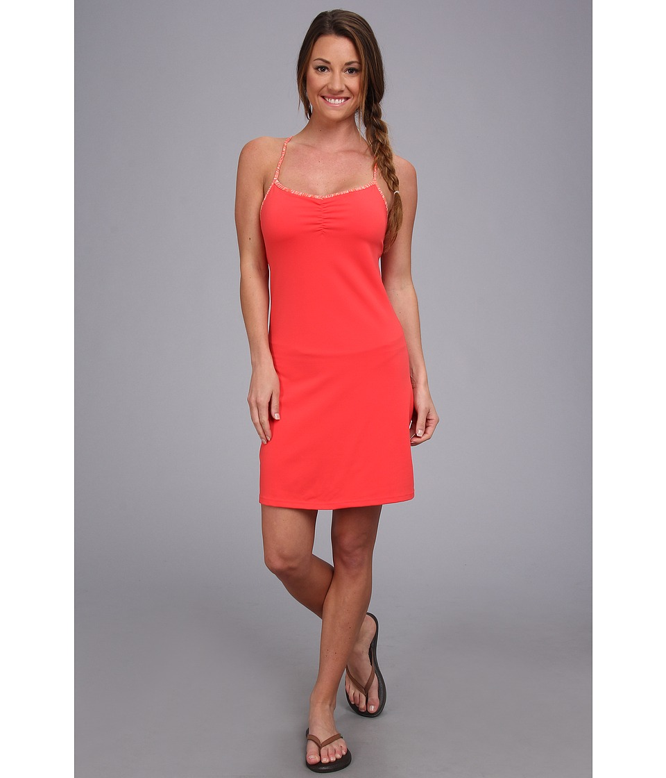 Lucy - Heart Center Dress (Sahara Sunset) Women's Dress