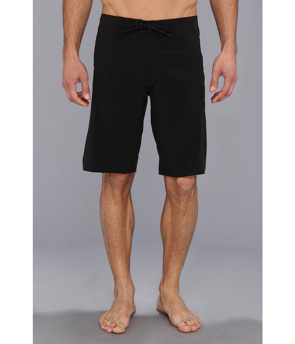 Oakley - Landing 21 Boardshort (Jet Black) Men's Swimwear