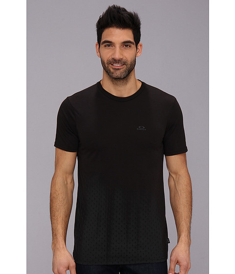 Oakley - O-Vibes Tee (Jet Black) Men