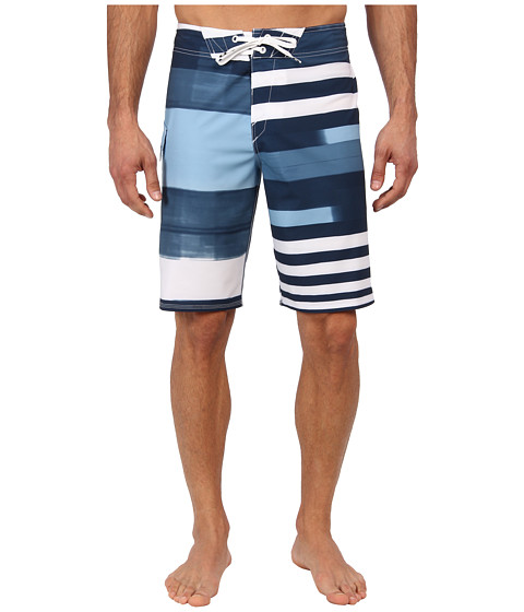 Oakley - Antenna 21 Boardshort (Navy Blue) Men's Swimwear