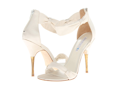 David Tutera - Pretty (Ivory Satin) Women's Dress Sandals