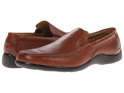 Cole Haan Dalton 2 Gore (Woodbury Grain) Men's Slip on  Shoes