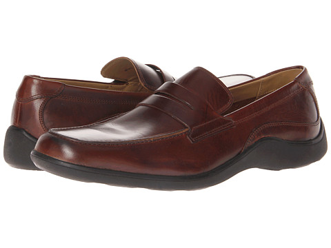 Cole Haan - Dalton Penny (Dark Brown) Men