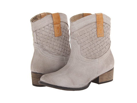 Diba - Free Pass (Off White/Tan) Women's Pull-on Boots