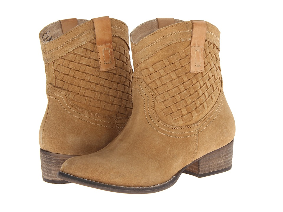 Diba - Free Pass (Cognac/Tan) Women's Pull-on Boots