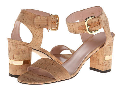 Stuart Weitzman - Breezy (Natural Cork) Women's Shoes