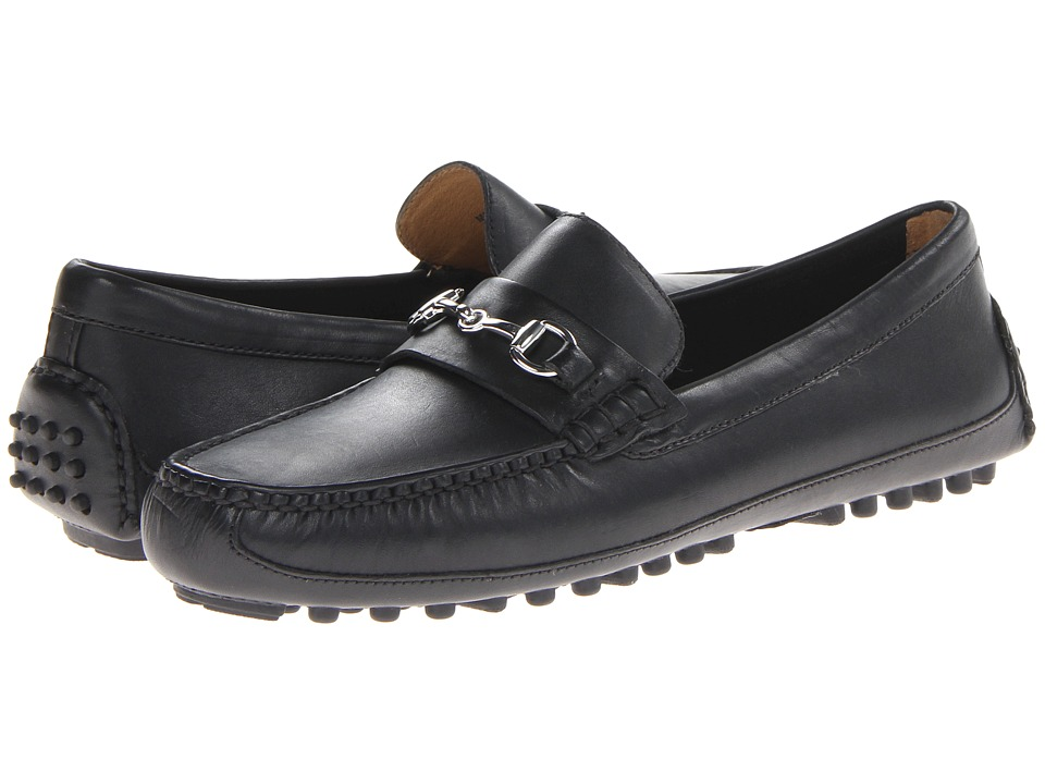 Cole Haan Grant Canoe Bit (Black) Men