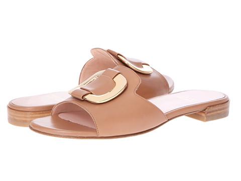 Stuart Weitzman - Odeon (Camel Nappa) Women's Shoes