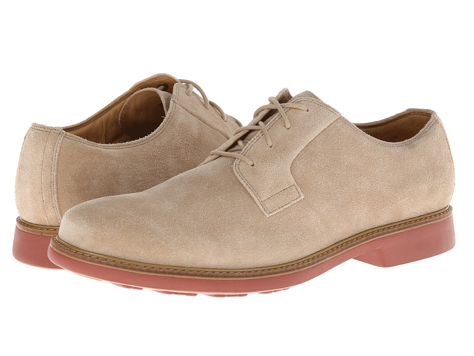 Cole Haan - Great Jones Plain (Milkshake Suede) Men's Lace up casual Shoes