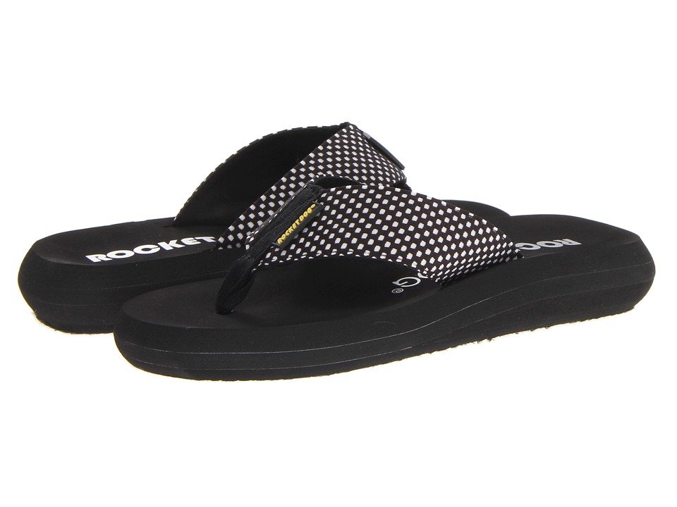 Rocket Dog - Spotlight (Black 2) Women's Sandals