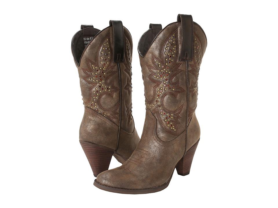 VOLATILE - Arienette (Bronze) Women's Boots