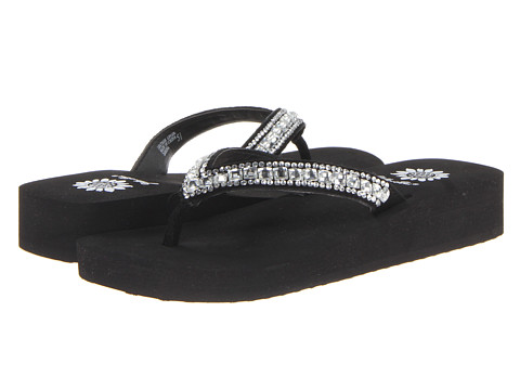 Yellow Box - Zabrina (Black) Women's Sandals