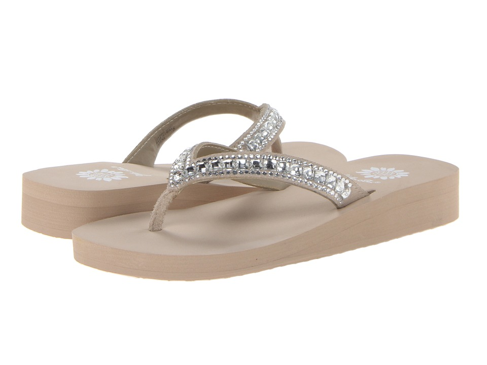 Yellow Box - Zabrina (Taupe) Women's Sandals