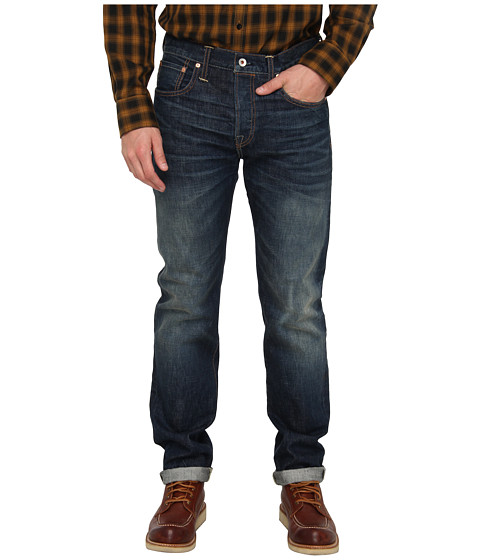 Jack Spade - BT-01 Standard Selvage Denim in 2 Year Wash (2 Year Wash) Men