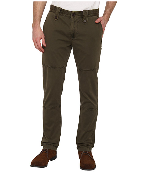 Jack Spade - Porter Utility Chinos (Military Green) Men's Casual Pants