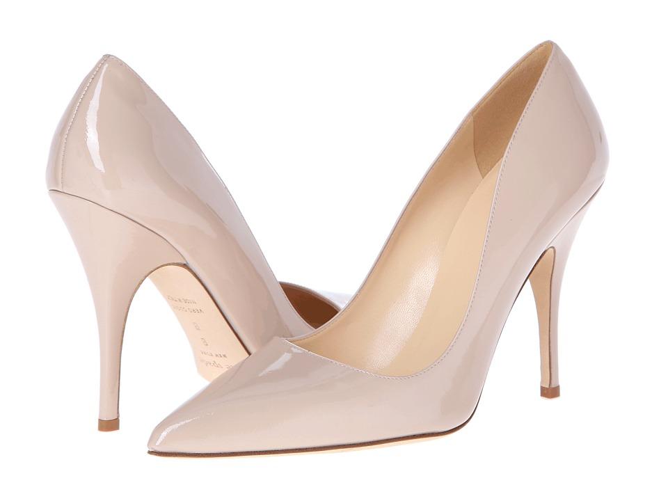 Kate Spade New York - Licorice (Powder Patent) High Heels