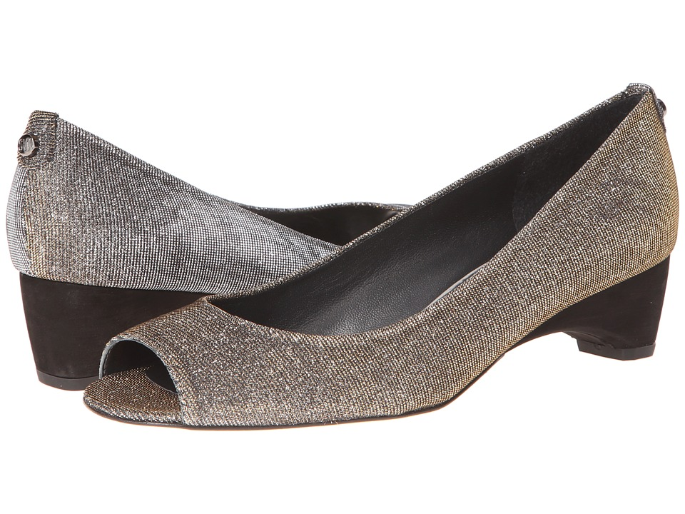 Stuart Weitzman Bridal & Evening Collection - Logosavoir (Pyrite Nocturn) Women's 1-2 inch heel Shoes