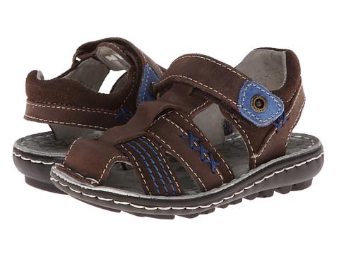 Naturino - Nat. 5692 SP14 (Toddler/Little Kid/Big Kid) (Brown) Boy's Shoes