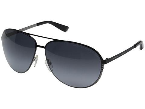 Marc by Marc Jacobs - MMJ 393/S (Dark Ruthenium/Grey Gradient) Fashion Sunglasses