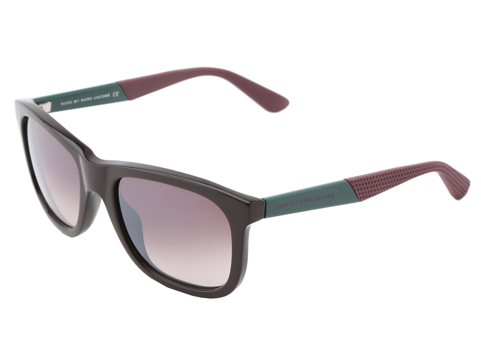 Marc by Marc Jacobs - MMJ 379/S (Brown/Brown Gradient) Fashion Sunglasses