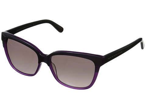 Marc by Marc Jacobs - MMJ 391/S (Opal Blue Violet/Grey Gradient) Fashion Sunglasses