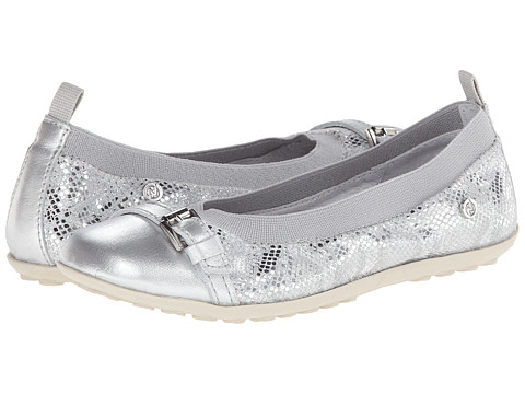 Naturino - Nat. 4560 SP14 (Toddler/Little Kid/Big Kid) (Silver) Girls Shoes