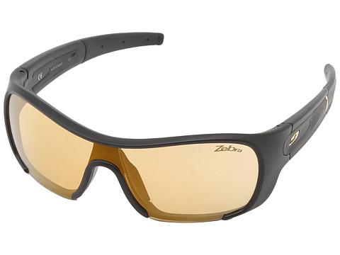 Julbo Eyewear Groovy Sunglasses - Zebra Lenses (Black) Sport Sunglasses