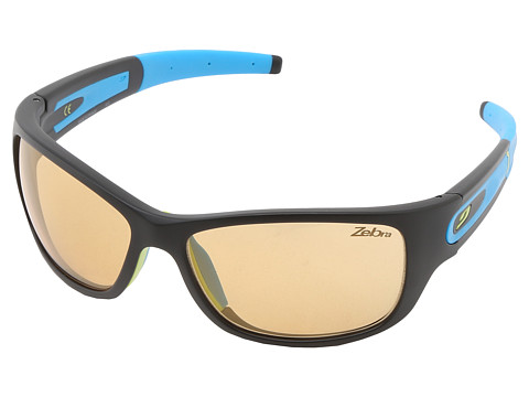Julbo Eyewear Stony Sunglasses - Zebra Lenses (Black) Sport Sunglasses