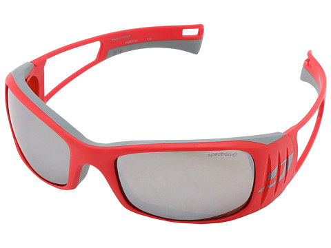 Julbo Eyewear - Tensing (Red/Grey) Sport Sunglasses